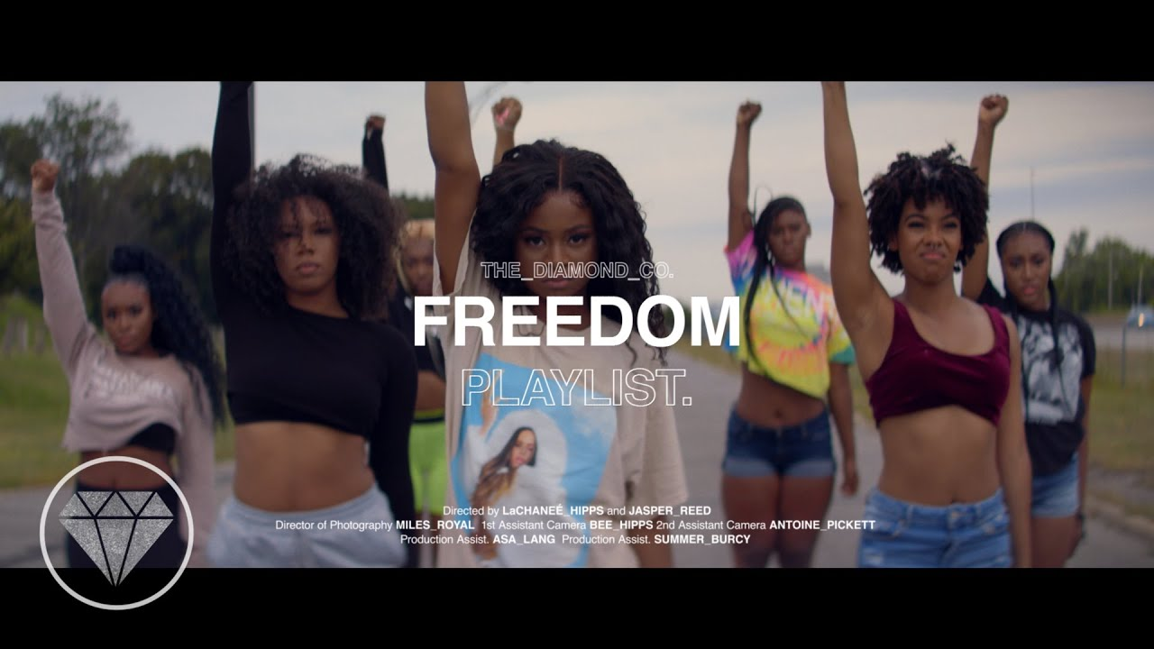 BEYONCE - FREEDOM | BY THE DIAMOND CO. CLE