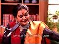 Usha Uthup sings Tujhe Hai Kasam song on an Indian television show