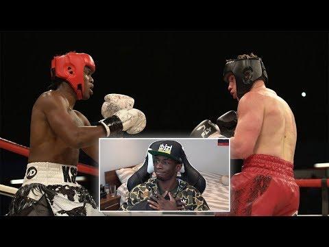 MY POST FIGHT THOUGHTS: KSI vs WELLER