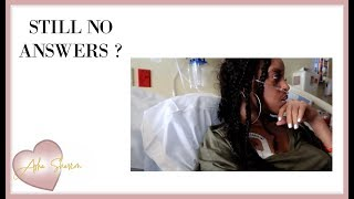 DAILY VLOG | MONDAY BLUES + THE DOCTORS STILL HAVE NO ANSWERS