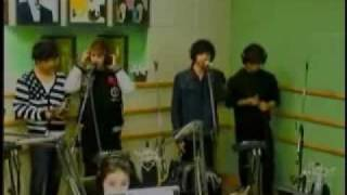 [Radio Performance] MBLAQ (엠블랙) - Stay (without MIR) (February 11,2011)