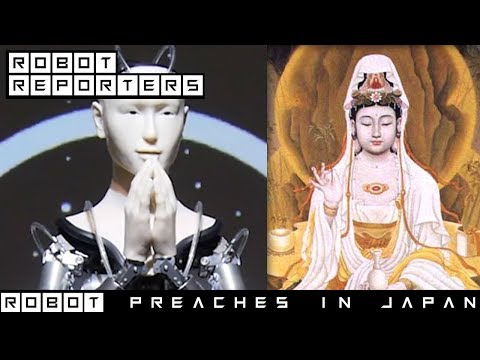 Mindar The Buddhist Robot Preaches In Japan, And Is Shaped Like Goddess Kannon