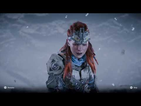 Horizon Zero Dawn: The Frozen Wilds - HOW TO KILL FROSTCLAW!!!! MUST SEE!!