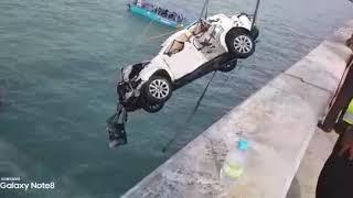 Penang bridge accident death