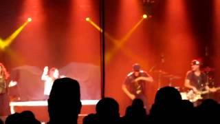 "Britt Nicole ""Ready Or Not"" Live @ Xtreme Winter 2012 (Pigeon Forge, TN)"