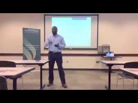 Jamal Cooks, PhD: Writing program for incarcerated youth