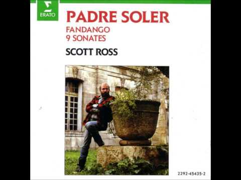 Scott Ross - Fandango ( Antonio Soler )