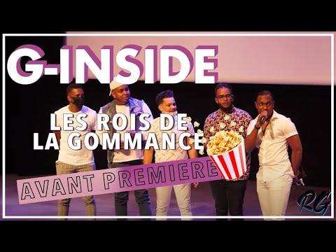 """G Inside - A l'avant-première des """"Maitres de la Gommance"""" avec Dj Sebb, PLL, Black-T"""