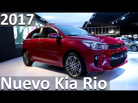 Kia Rio Hatchback >> Nuevo Kia Rio 2017 Características - Nuevos Carros Kia ...