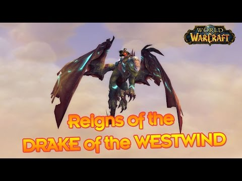 How to Get the Drake of the West Wind