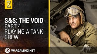 Playing a Tank Crew. Behind the Scenes of Saints & Soldiers: The Void, Episode 4 [World of Tanks]
