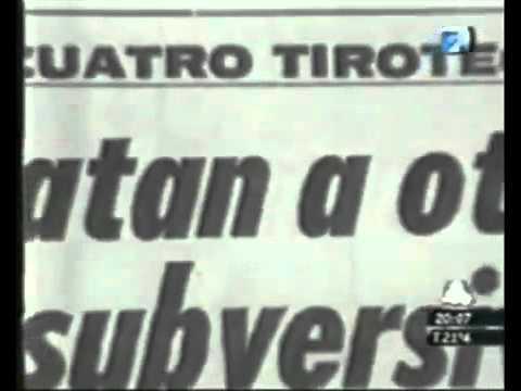 Tte Gustavo Adolfo Alsina - Prisión perpetua,  palabras finales (12 Nov 2011).
