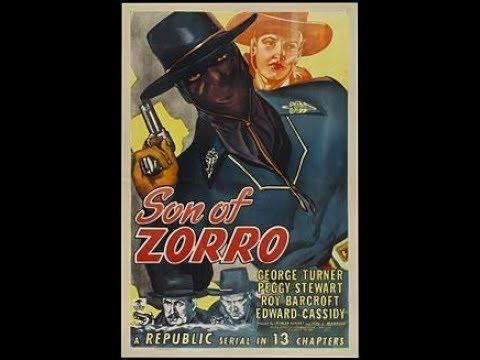 Son of Zorro full movie 1947