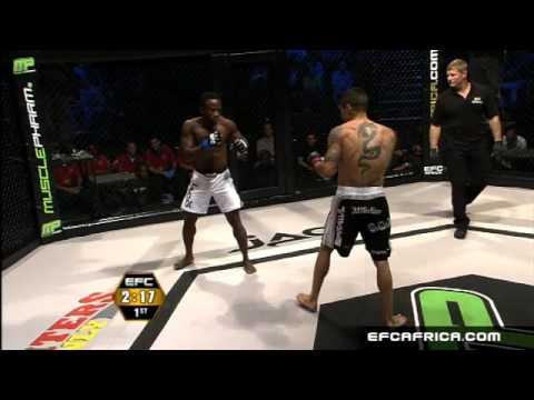 Anyaogu vs Diesel Fight EFC AFRICA 08