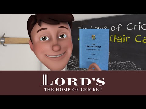 Fair Catch | The 2000 Code of the Laws of Cricket with Stephen Fry
