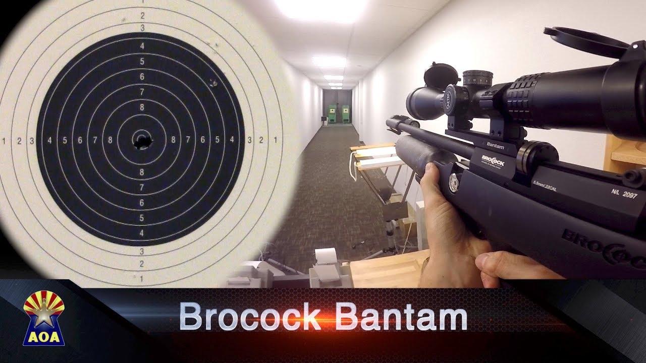 Brocock Bantam Hi-Lite Soft Touch  177