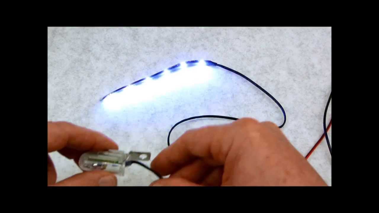 How To Add Lights Simply In Your Truck Cap Or Work Youtube Chevy S10 Tail Light Wiring Harness