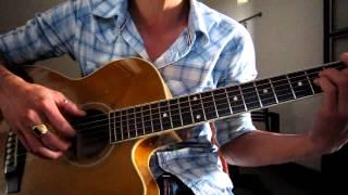 Giật mình trong đêm - Tuấn Hưng guitar cover