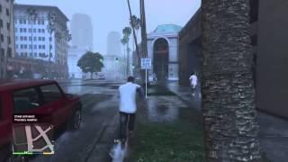 GTA 5 PS4 USING CHEAT CODES