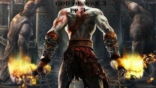 [God Of War] La légende de Kratos Ep3
