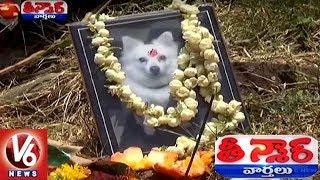Dog #Nizamabad #V6News Subscribe Youtube at http://goo.gl/t2pFrq Fa...