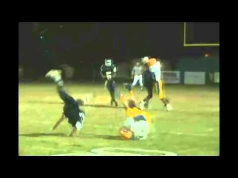Crazy Hit - Slow Mo - Bakersfield High School vs. Grant High School