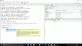 Learn to Create Function In R studio just in a Minute | R Programming