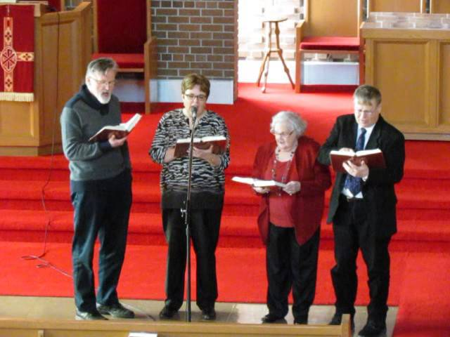 April 10th Hymn - Jesus you have come to the Lakeshore