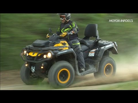 quad can am 650 max xtp 2014