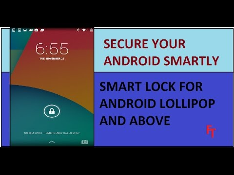 secure your mobile | smart lock | lock screen smartly
