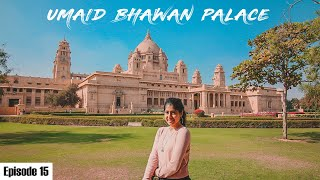 Best Hotel in the World - Umaid Bhawan Palace | Place to visit in Jodhpur | India | #WhereDoWeGoNow