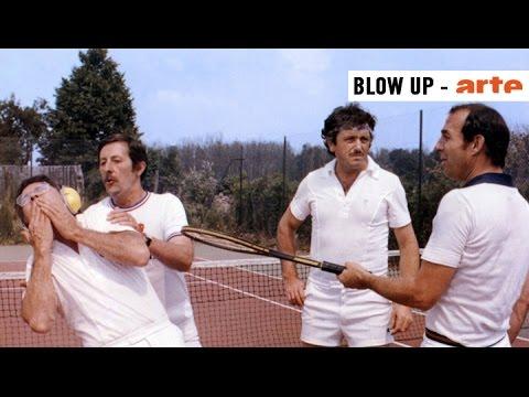 Le Tennis au cinéma - Blow up - ARTE