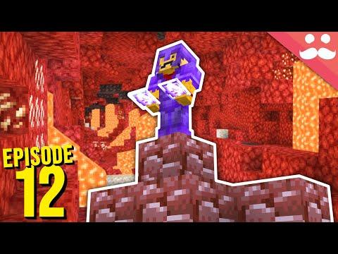 Hermitcraft 8: Episode 12 - END CRYSTAL MINING!
