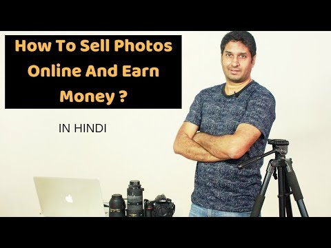 How to sell photos online and earn money ? | stock photography tips in hindi