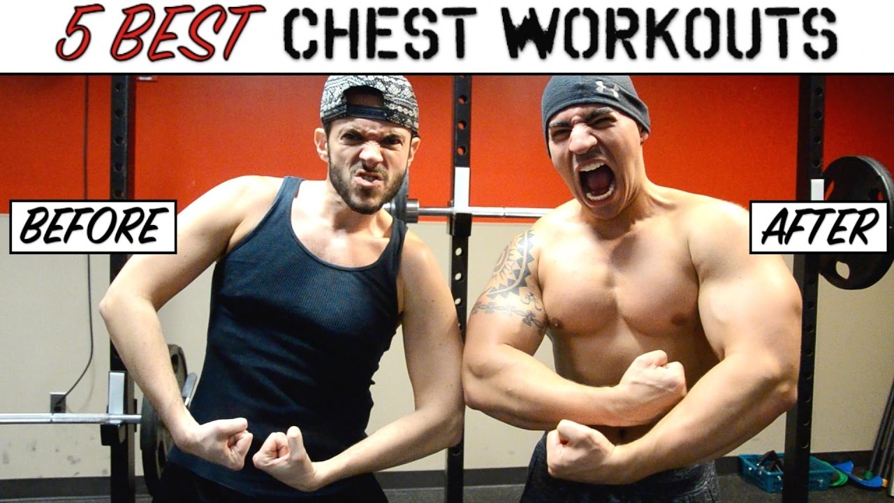 Lose Your Man Boobs 5 Chest Exercises To Firm And Lose Fat Youtube