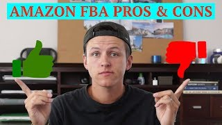 Amazon FBA Pros and Cons - What to Know About Amazon FBA