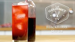 How To Make A Blackberry Shrub || Glen & Friends Cooking