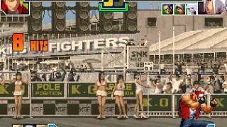 KOF 2000~2001 Infinity Combo Part 3