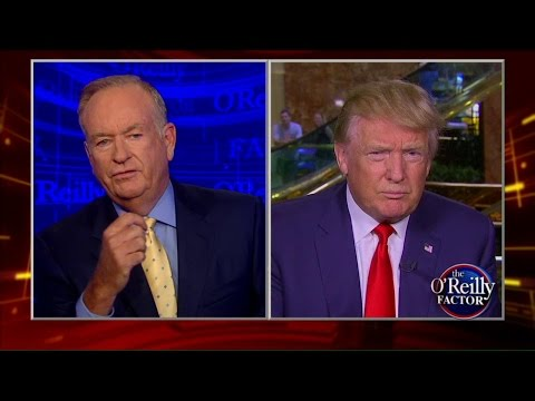 'You Have Bad Researchers': Trump Knocks O'Reilly As the Host Questions Him on Planned Parenthood