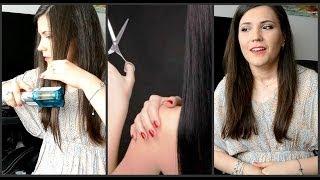 Нет кондиционерам? Новый уход за тонкими волосами, секущиеся кончики и Split Ender.(, 2014-06-05T01:48:43.000Z)