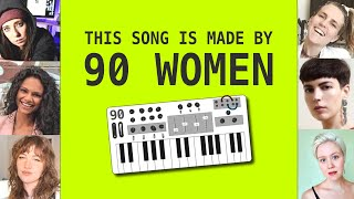 Ninety • Song Made By 90 Women & Non-Binary People