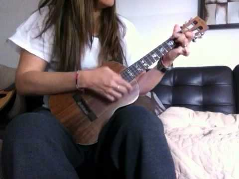 Dido - Thank You (ukulele)