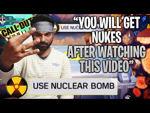 How To Get Nuke In Cod Mobile (3 Easy Tips) Call Of Duty Mobile Nuke Gameplay