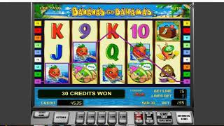 Как заработать в казино Вулкан. Как обмануть слот Bananas Go Bahamas