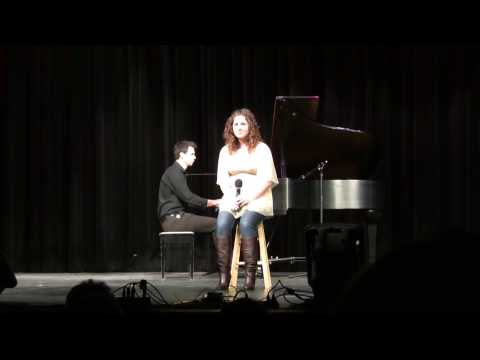 Courtney Allen - Talent Show 2009
