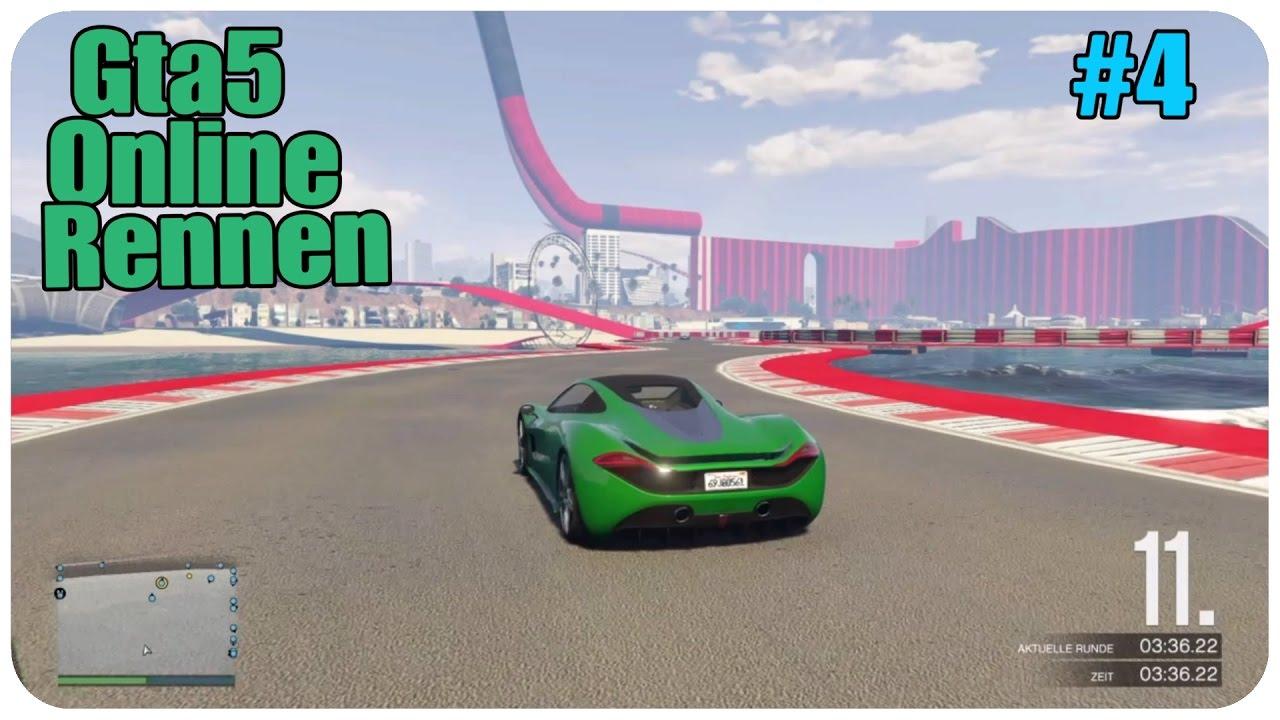 Online Rennen