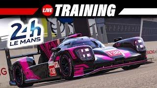 Letzter Test für den 24 Stunden Stream | 24h Le Mans (LMP1) | Assetto Corsa Gameplay German