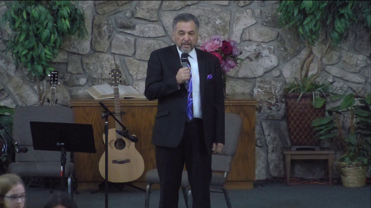 Simi Valley Seventh-day Adventist Church Live Stream - May 11, 2019