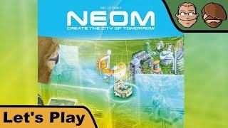 NEOM - Brettspiel - Let