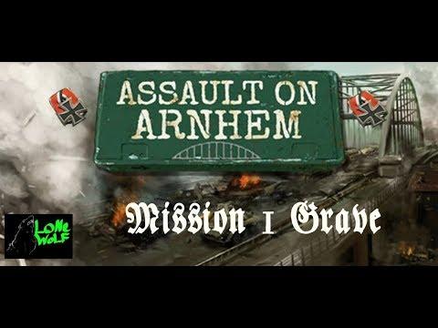 Assault On Arnhem Deutsch Achse Mission 1 Grave |